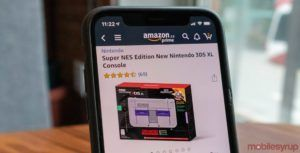 Amazon Canada offers Super NES Edition 3DS XL with free $50 Nintendo eShop code for $239