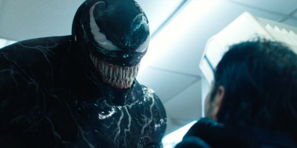 'Venom' tops the box office for a 2nd consecutive weekend while 'First Man' has a sluggish launch