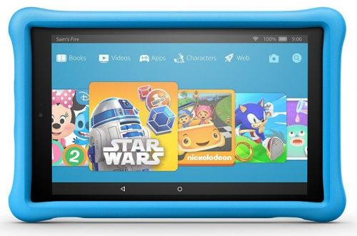 Grab two Amazon Fire HD 10 Kids Edition tablets for less this Prime Day
