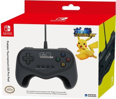 Shoryuken review: HORI Pokkén Tournament DX Pro Pad for Nintendo Switch