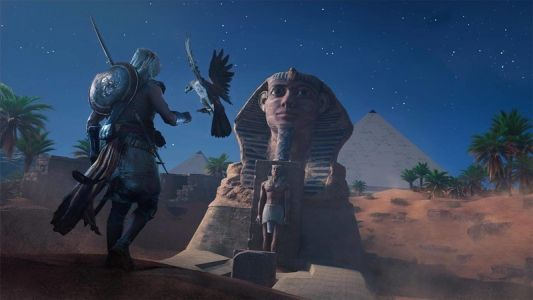 Animus Control Panel lets players mod Assassin's Creed Origins on PC