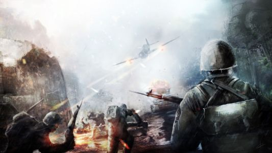 Kingsman's Mark Strong lends his voice to Battlefield V