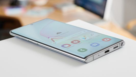 Samsung Galaxy Note 10 Lite renders give us our first clear look at the phone