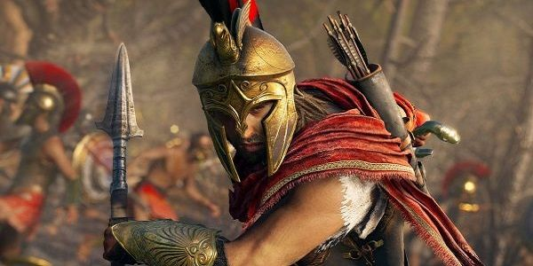 Assassin's Creed Odyssey Will Have A Reversible Cover