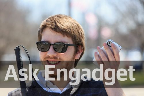Ask Engadget: What are the best apps and tools for the blind?
