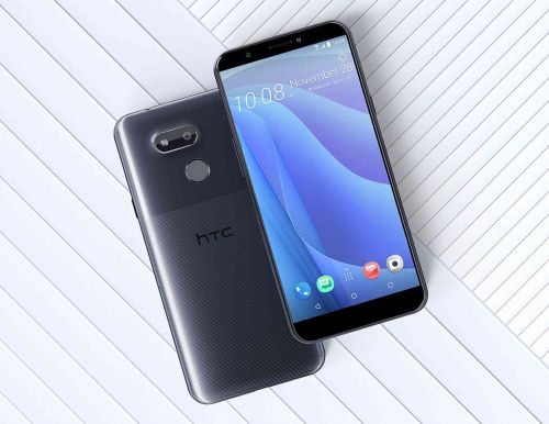 HTC Desire 12s official with 5.8-inch screen, 13MP cameras, and dual finish design