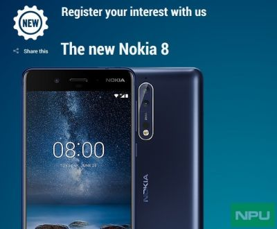 Carphone Warehouse opens Nokia 8 pre-registration in UK