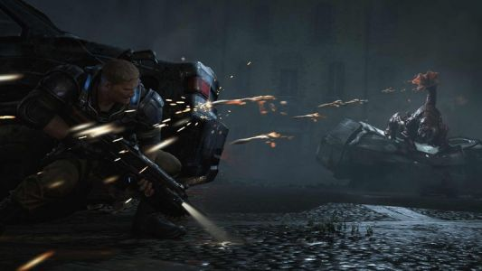 Gears of War 4's October update adds new maps and Xbox One X support