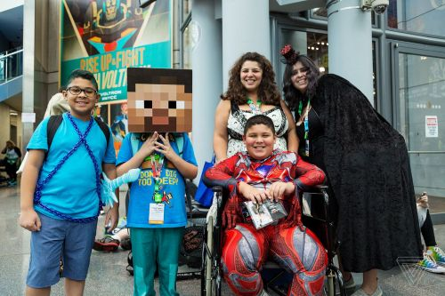 How costumers are using cosplay to overcome mental and physical disabilities