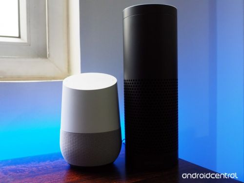 Google Home speakers outsold Amazon Echo ones for the first time in Q1 2018