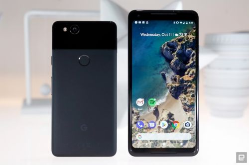 Google Pixel 2: Software review
