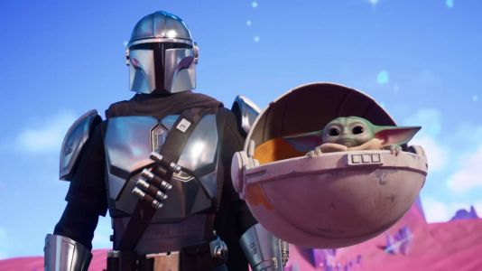 Fortnite Chapter 2, Season 5 kicks off with a Mandalorian crossover