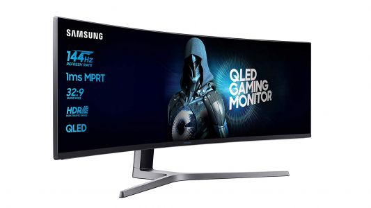 Save BIG on BIG monitors - Prime Day deal cuts almost £200 from Samsung's ultrawide monitor