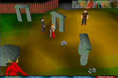 RUNESCAPE CLASSIC Is Shutting Down Soon