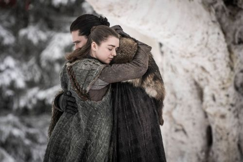 Game of Game of Thrones: season 8, episode 1, Winterfell