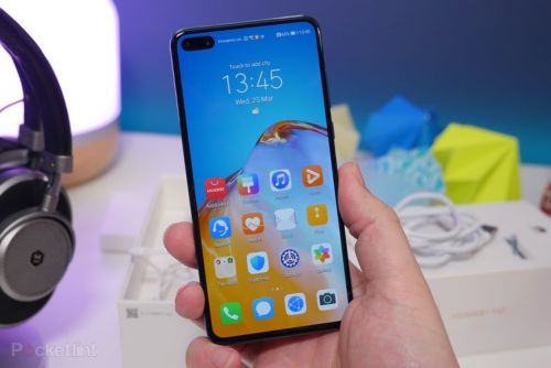 Huawei P40 initial review: the compact almost-flagship?