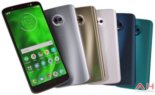 Latest Moto G6 leak reveals new color options