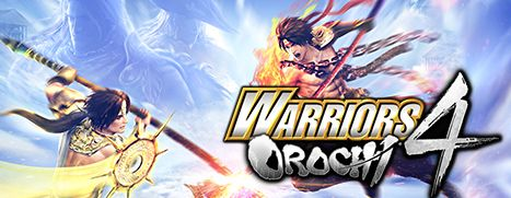 Now Available on Steam - WARRIORS OROCHI 4 - 無双OROCHI3, 10% off!