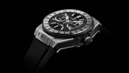 The Newest Luxury Wear OS Smartwatch Is The Hublot Big Bang e