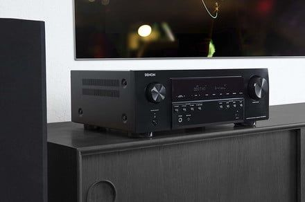 Building a 4K home theater? Grab a discounted Denon A/V receiver from Amazon