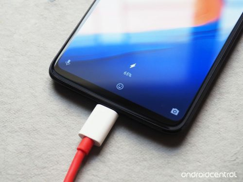 Here's what you need to know about Dash Charge on the OnePlus 6
