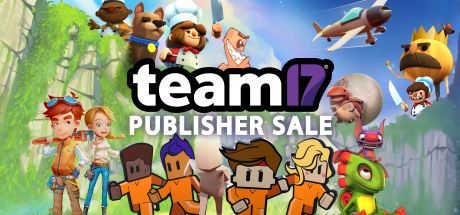 Midweek Madness - Team 17 Publisher Sale, Up To 90% Off