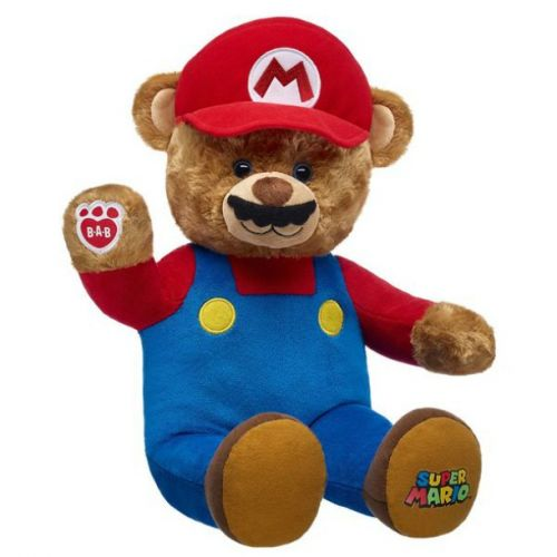 Build-A-Bear Adds Mario Characters And Accessories