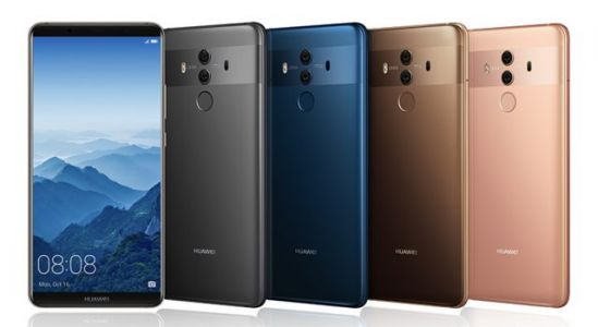 Huawei Mate 10 starts receiving Android 9.0 Pie update