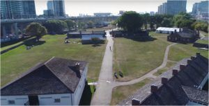Google Arts and Culture 'Open Heritage' now includes Toronto's Fort York historic site