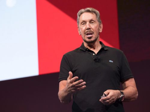 Larry Ellison: Oracle's fancy new 'autonomous' database is coming in January, and it will crush Amazon