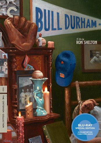 'Bull Durham' Criterion Collection Blu-ray Release Date and Details