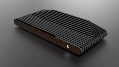 Here's what Atari's upcoming Ataribox console will look like