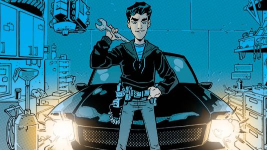 DC's Young Adult and Middle Reader Titles Announce Their Artists