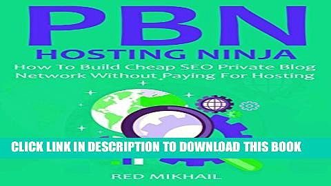 Private Blog Network Hosting Ninja: How To Build Cheap SEO Private Blog Network Without