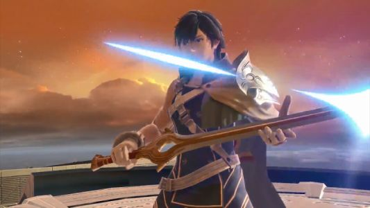 Chrom And Dark Samus Join Super Smash Bros. Ultimate