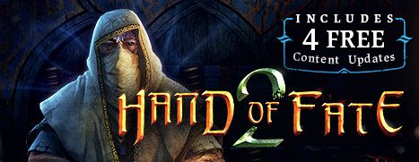 Daily Deal - Hand of Fate 2, 25% Off