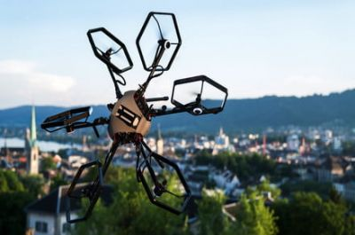 Move over, quadcopters! This hexacopter could be the most versatile drone yet