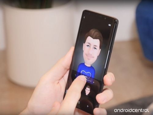 AR Emoji update improves facial tracking and custom options on the Galaxy S9