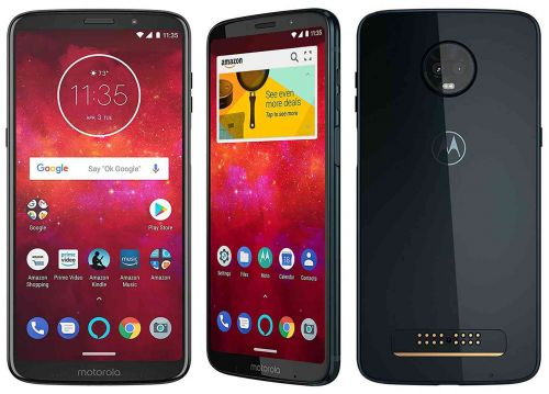 Moto Z3 Play and Moto G6 Play get discounted through Amazon Prime Exclusive program