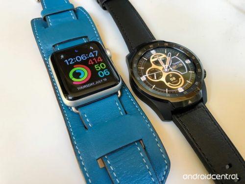 TicWatch Pro vs. Apple Watch: Features or polish, because I can't have both