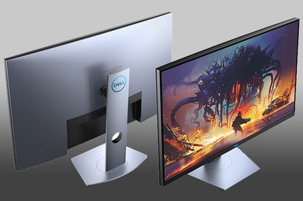 Dell's new fast-refresh Freesync display could be your next great gaming screen