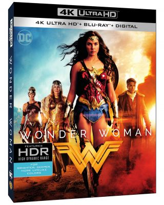 'Wonder Women' Blu-ray and 4K Announcement Sends it Flying to Top of Amazon Bestsellers Chart