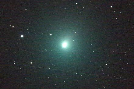 Bright 'hyperactive' comet should be visible in the sky this weekend