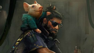 Michel Ancel: Don't Expect Beyond Good & Evil 2 At E3