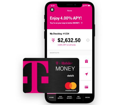 T-Mobile Money launches as new banking service