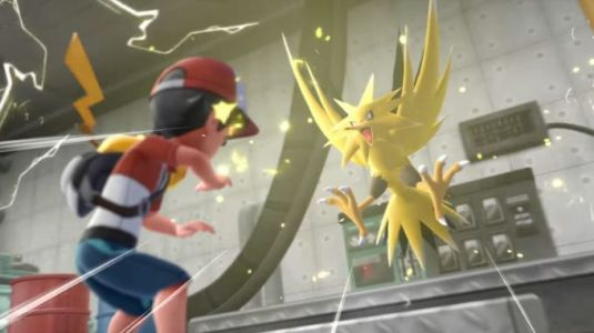 Pokemon Let's Go trailer prepares for a return to Kanto
