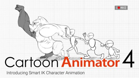 Create 2D animations easily with Reallusion's new tool