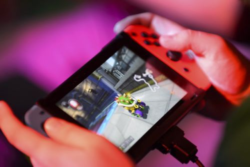 $15 accessory doubles the download speeds on your Nintendo Switch