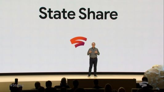 What is State Share for Stadia?