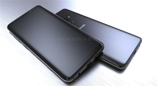 The Most Realistic Samsung Galaxy S9 Renders